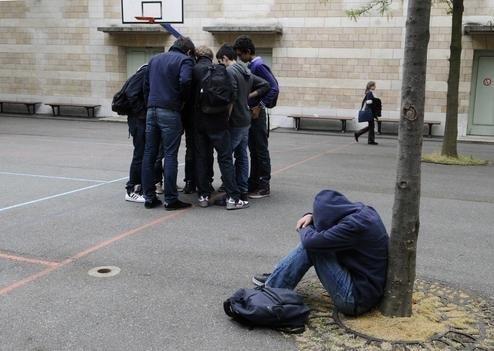 Harcèlement à l'école