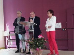 medialle ordre du merite Docteur Françoise LEON-DUFOUR
