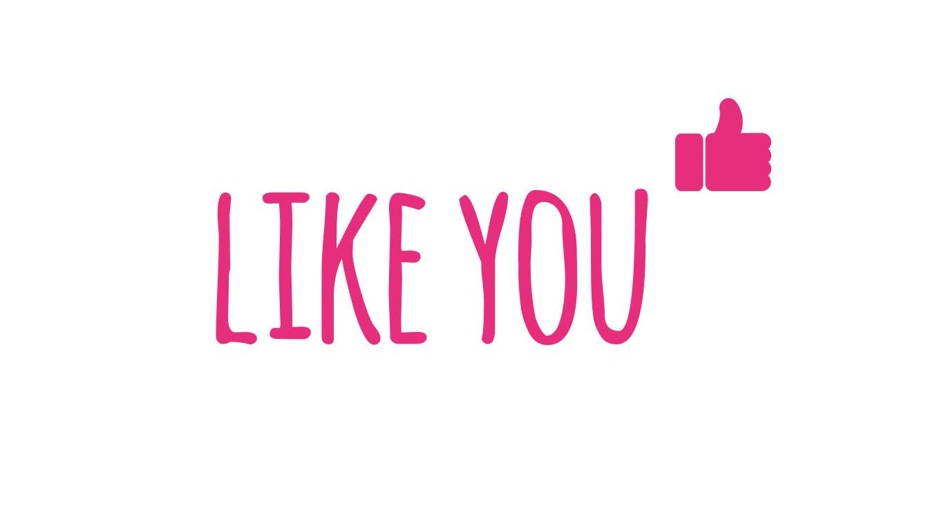 Logo programme like you