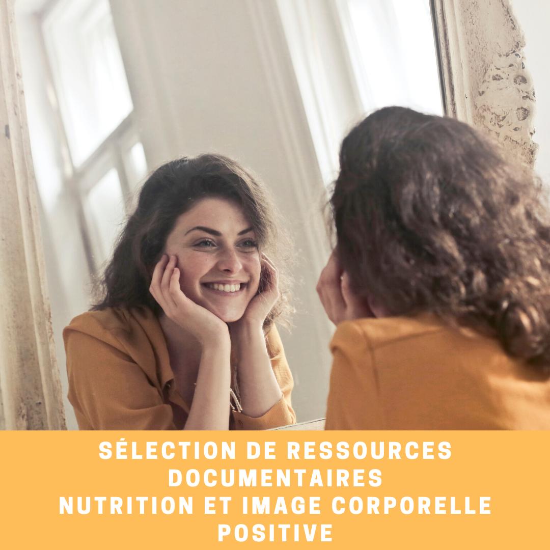 Nutrition et image corporelle positive