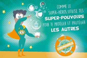 devenez un super heros