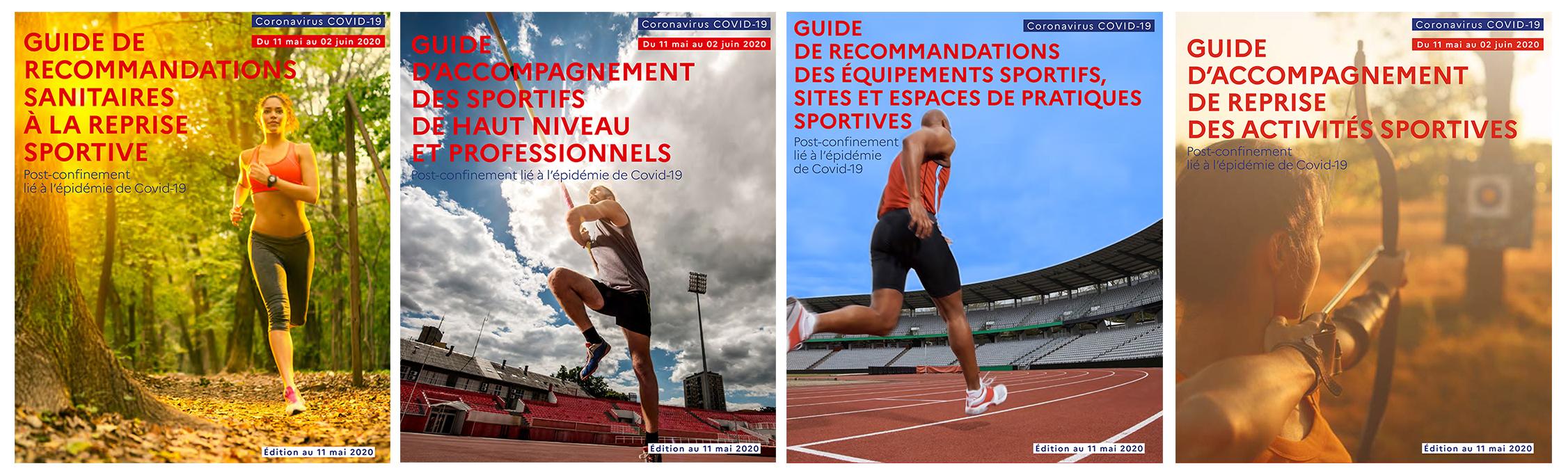 guide activité sportive deconfinement