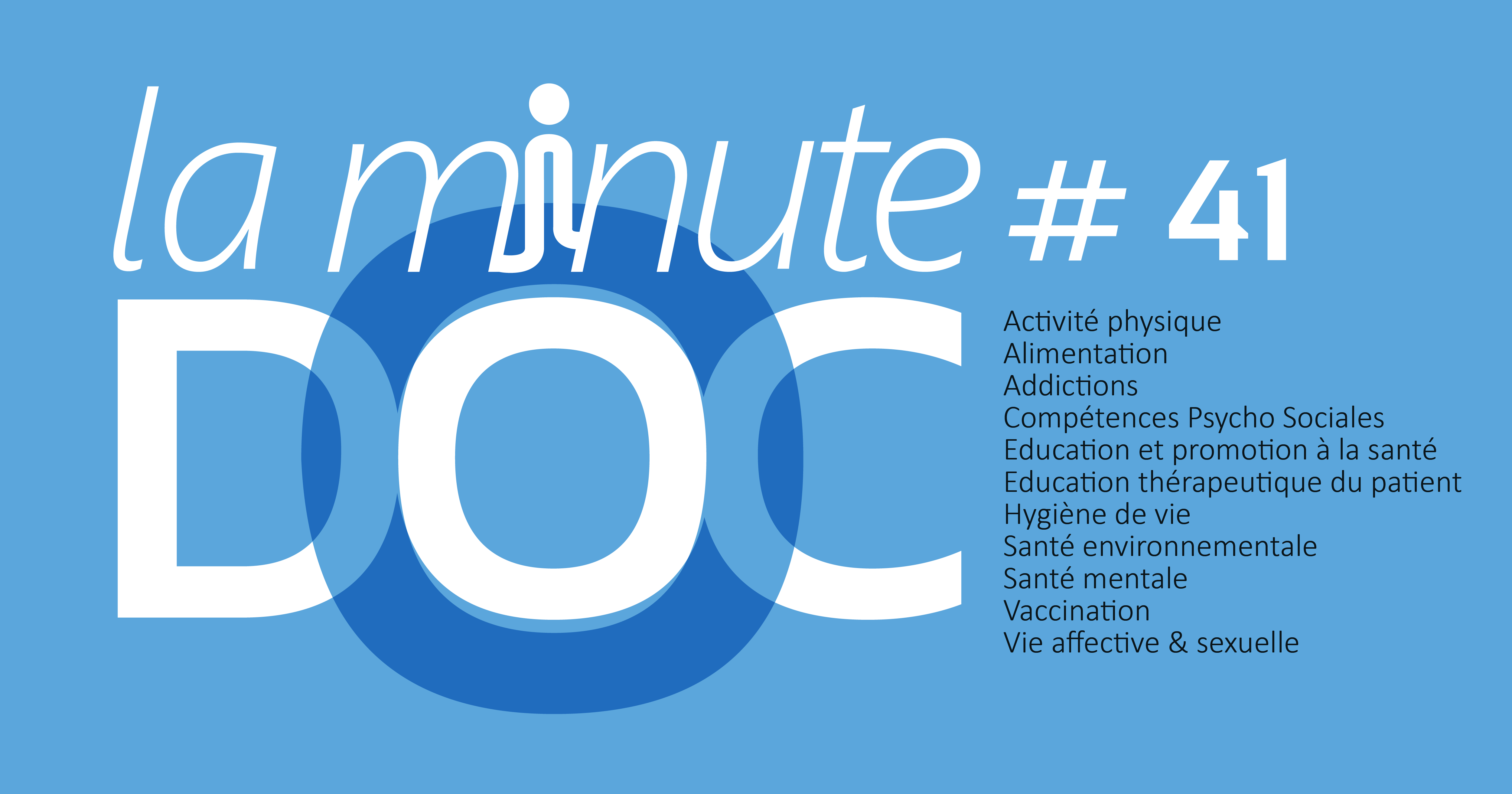 La minute DOC #41