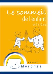 brochures sommeil des enfants 3 à 10 ans