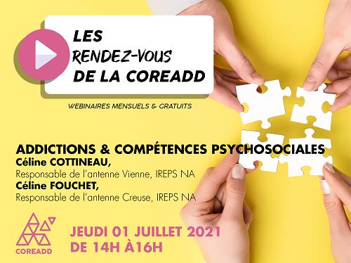 La place des compétences psychosociales dans la prévention des addictions